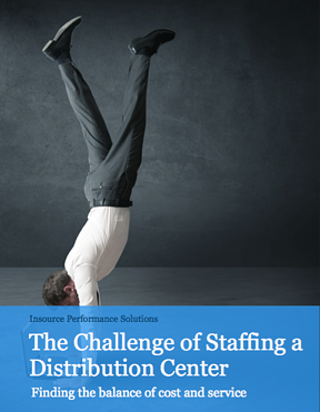the challenge of staffing a distribution center